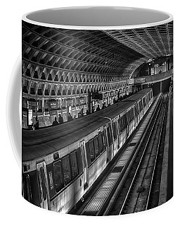 Subway Train Coffee Mug