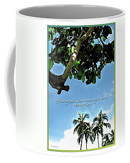 Success And Failure Botanical Inspiration Coffee Mug