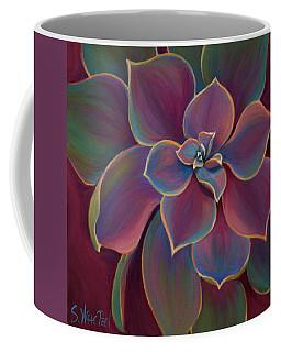 Succulent Delicacy Coffee Mug by Sandi Whetzel