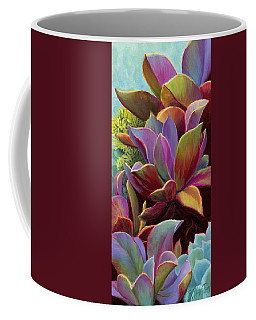 Succulent Jewels Coffee Mug by Sandi Whetzel