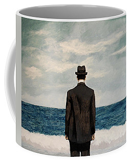 Suddenly Small Coffee Mug