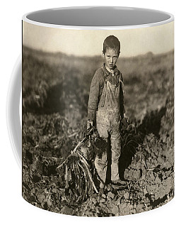 Sugar Beet Worker, 1915 Coffee Mug