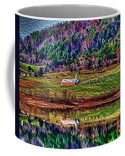 Sugar Grove Reflections 2 Coffee Mug