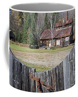 Sugar Shack Coffee Mug