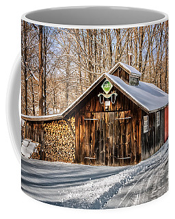 Sugar Shack - Southbury Connecticut Coffee Mug