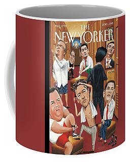 Suiting Coffee Mug