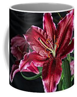 Sumatran Lily Coffee Mug