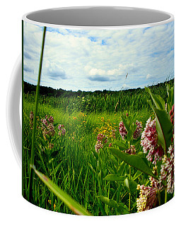 Coffee Mug featuring the photograph Summer Breeze by Zafer Gurel