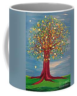 Summer Fantasy Tree Coffee Mug
