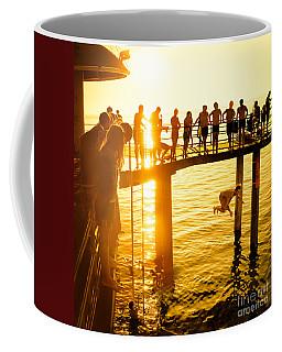 Coffee Mug featuring the photograph Summer Fun by Ray Warren