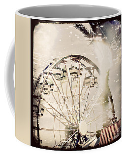 Coffee Mug featuring the photograph Summer Fun by Trish Mistric
