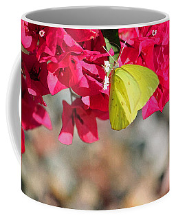 Summer Garden II In Watercolor Coffee Mug
