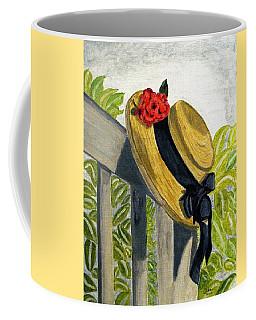 Summer Hat Coffee Mug