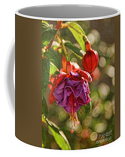 Summer Jewels Coffee Mug by Peggy Hughes