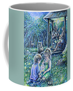 Summer Lights Coffee Mug