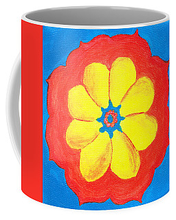 Summer Mandala Coffee Mug