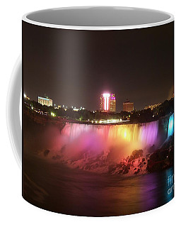 Summer Night In Niagara Falls Coffee Mug