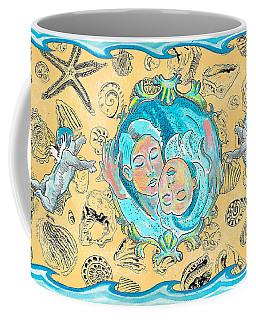 Summer Of Love Coffee Mug by John Keaton