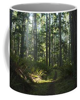 Summer Pacific Northwest Forest Coffee Mug