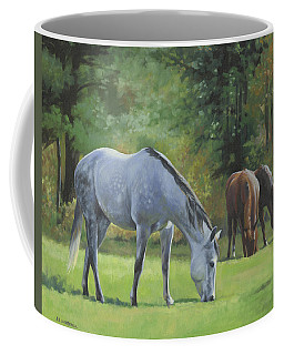 Summer Pasture Coffee Mug by Alecia Underhill