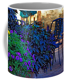 Summer Patio Coffee Mug