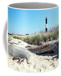 Coffee Mug featuring the photograph Summer Scene by Ed Weidman