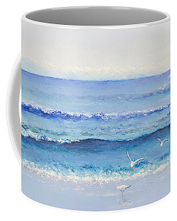Summer Seascape Coffee Mug by Jan Matson