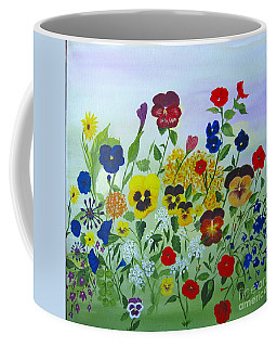 Summer Smiles Coffee Mug