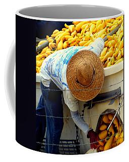 Summer Squash Coffee Mug