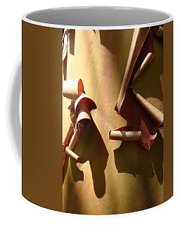 Summer Sun On Arbutus Coffee Mug