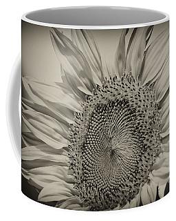 Coffee Mug featuring the photograph Summer Sunflower by Wilma  Birdwell