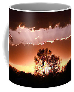 Summer Sunset Coffee Mug by Steven Reed