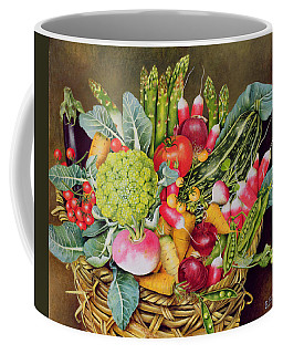 Summer Vegetables Coffee Mug