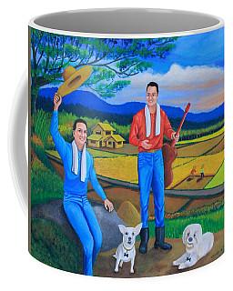 Summer View Coffee Mug