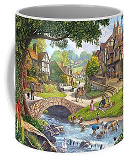 Summer Village Stream 2015 Coffee Mug