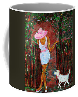 Summer Visitor Coffee Mug