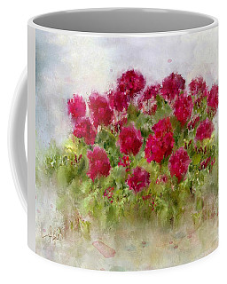Summer's Blush Coffee Mug by Colleen Taylor