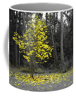 Summer's End Coffee Mug by Marilyn Wilson
