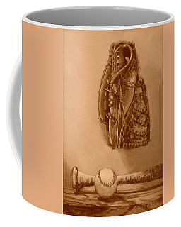 Summer's Game Coffee Mug