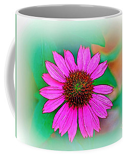 Coffee Mug featuring the photograph Summertime 8 by Ludwig Keck
