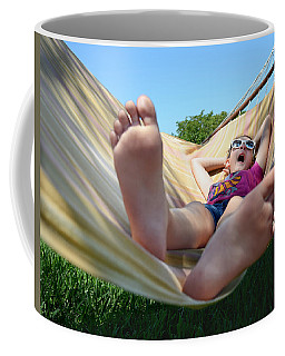 Summertime And The Livin' Is Easy Coffee Mug