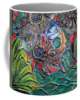 Summertime Bliss.. Coffee Mug by Jolanta Anna Karolska