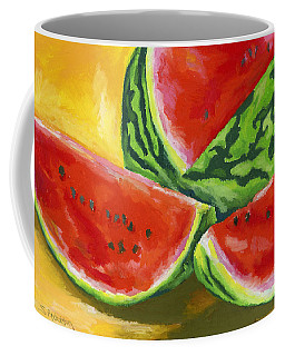 Summertime Delight Coffee Mug
