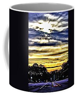 Sun Burst Coffee Mug