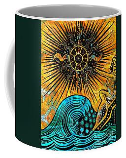 Big Sur Sun Goddess Coffee Mug