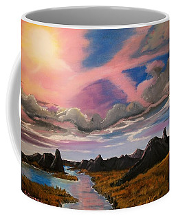 Arizona Sunrise  Coffee Mug