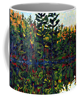 Sun Of Shore Sunrise Coffee Mug
