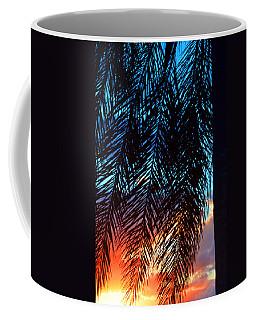 Sun Palm Coffee Mug