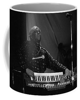Sun Ra Plays 4 Coffee Mug