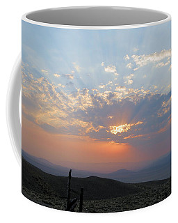 sun rays II Coffee Mug
